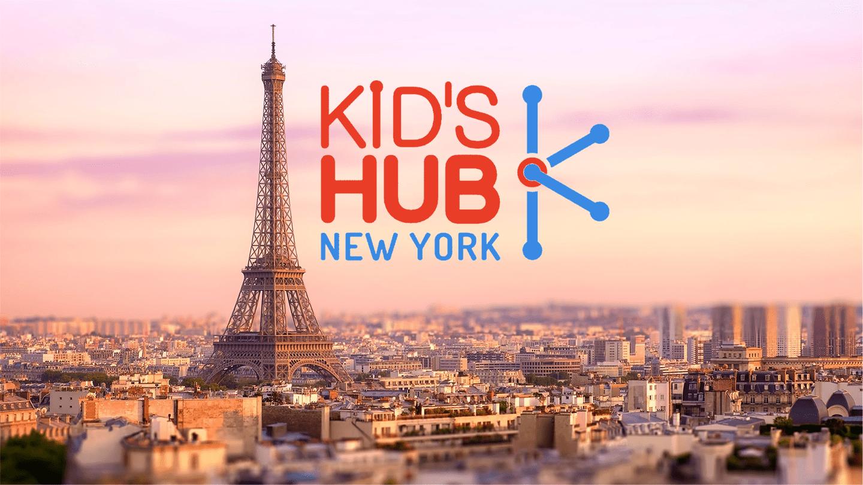 From Kid's Hub to Paris...
